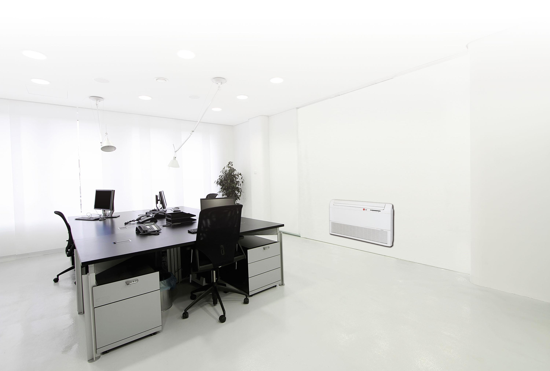 C mo elegir el mejor aire acondicionado para tu comercio for Aire acondicionado oficina